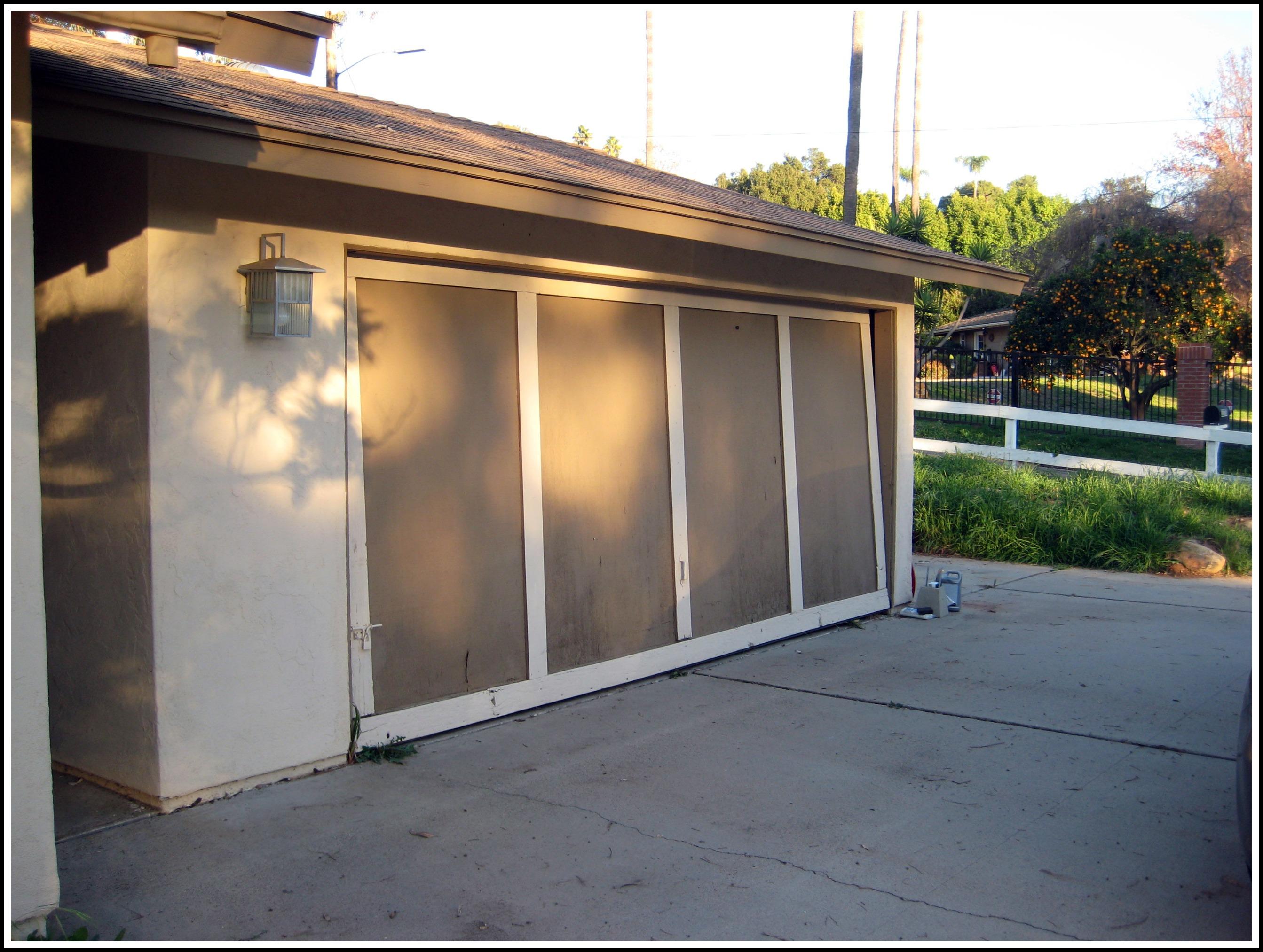 2026 #9F722C New Garage Door » Natalie Chiles image New Garage Doors 36932686
