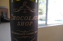 Let's Talk About Chocolate Wine