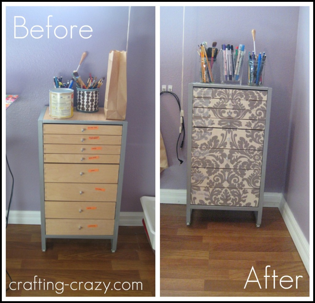 Ikea Craft or Office Drawers
