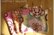 Operation Organization: Pouches for Toys