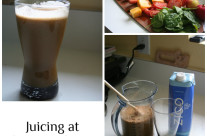 Fitness Challenge Update and Juicing