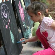 DIY Chalkboards {Summertime Fun!}