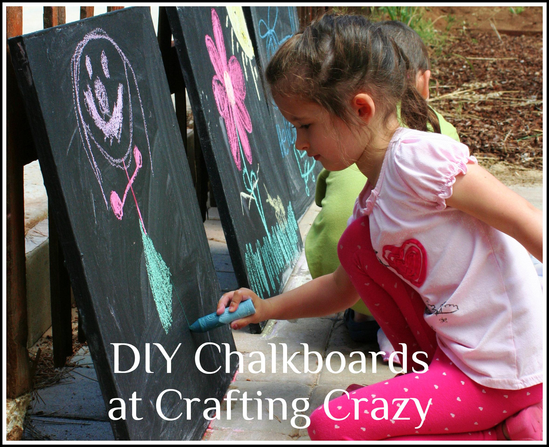 diy chalkboards summertime fun crafting crazy crafting crazy